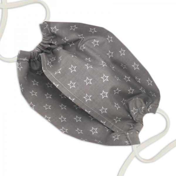 Bavlněná rouška, dvouvrstvá s kapsou  - dámské motivy