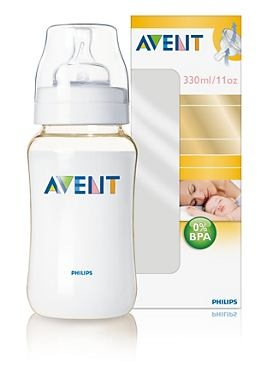 Lahvička Avent 3 m+, 330 ml,