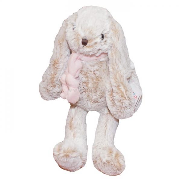 Plyšová hračka Tulilo Králíček, 32 cm - sv. hnědý