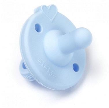 Mimijo Silikonový dudlík - modrý