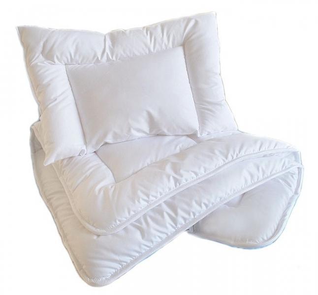 Mamo Tato Výplně (peřinka a polštář) 135x100 do postýlky - bavlna, Velikost: 135x100