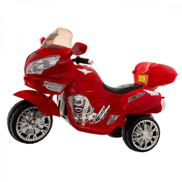 Euro Baby Akumulatorový motocykl - červený