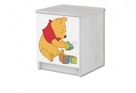 BabyBoo Noční stolek Medvídek PÚ