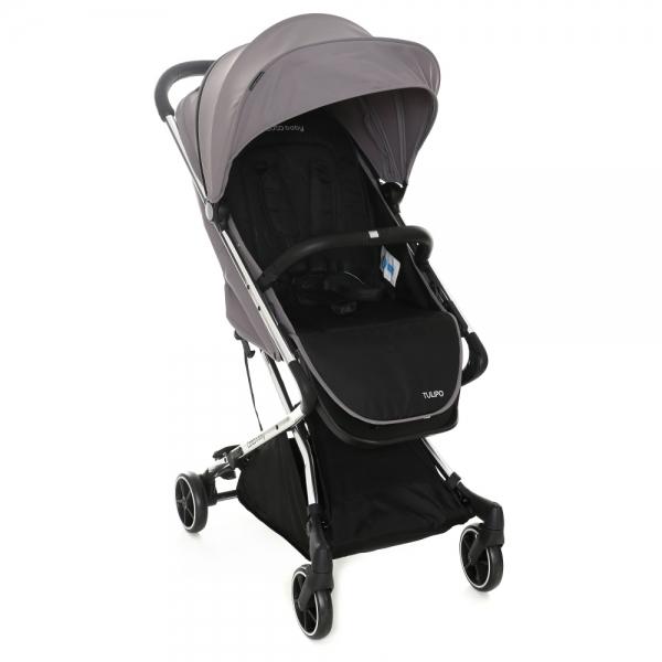 Coto Baby Dětský kočárek Tulipo 2020  - Grey