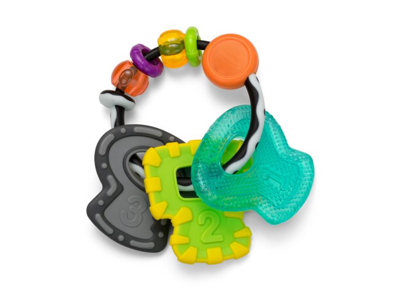 Infantino Chrastítko s kousátkem - Klíčky