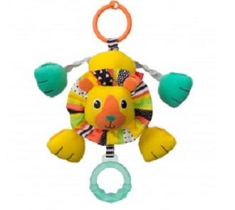 Infantino Závěsná plyšová hračka - Lvíček