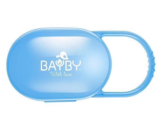 Bayby, Pouzdro na dudlík - modrý