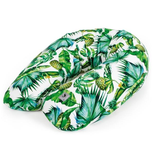 Ceba Kojící polštář 190cm - relaxační poduška Cebuška Physio Flexi - Flora & Fauna Pina