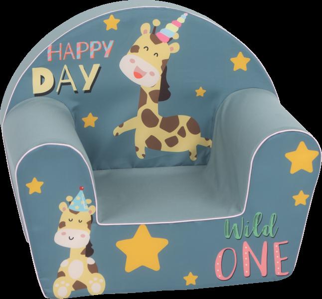 Delsit Dětské křesílko, pohovka - Happy Day
