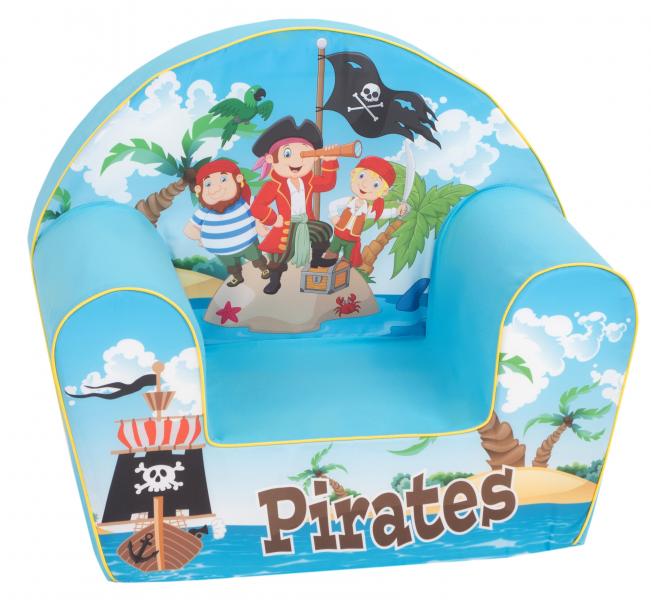 Delsit Dětské křesílko, pohovka - Pirates