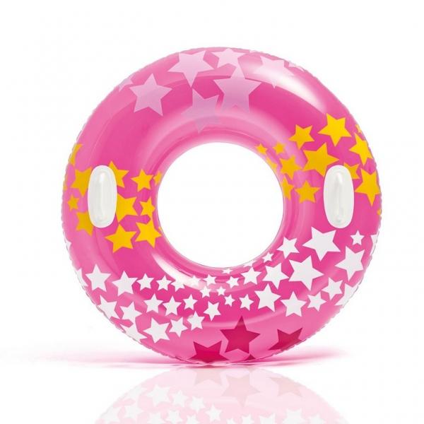 Nafukovací kruh hvězdy 91 cm 3 druhy od 9 let