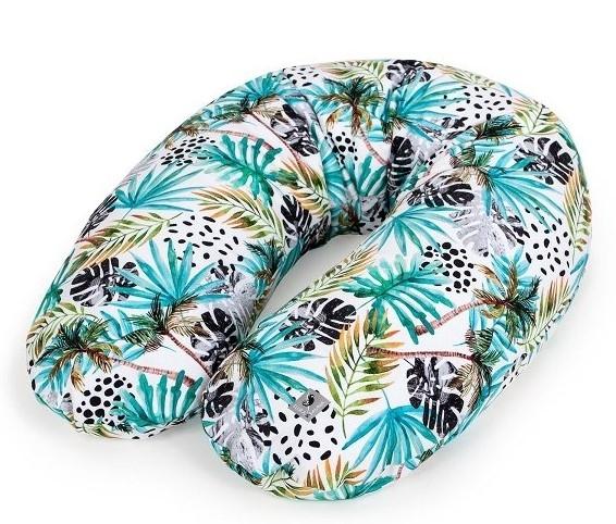 Ceba Kojící polštář 190cm - relaxační poduška Cebuška Physio Multi -Flora & Fauna Palmas