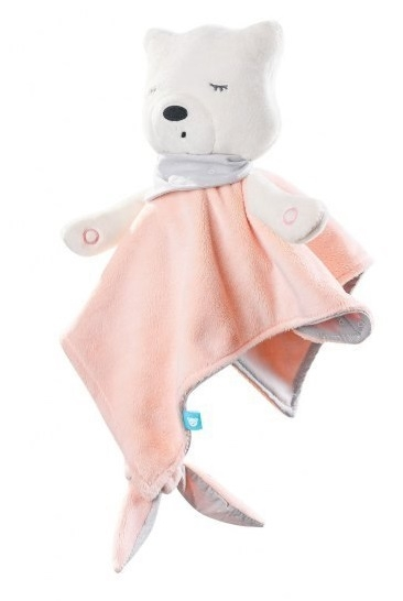 Szumisie Šumící mazlíček,přítulníček Dou Dou - růžový