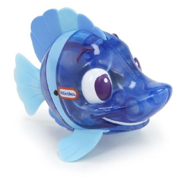 Sparkle Bay Svítící rybka - modrá