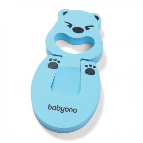 BabyOno Bezpečnostní násada, stoper dveří - modrá