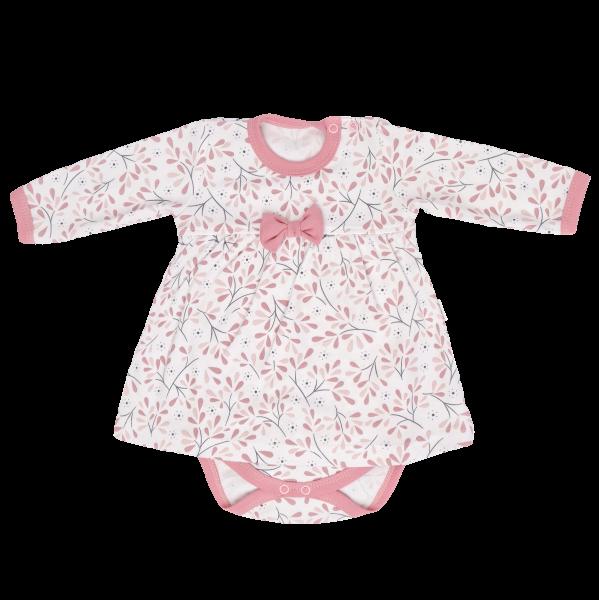Mamatti Sukničkobody Tokio - růžovo-bílé, vel. 80