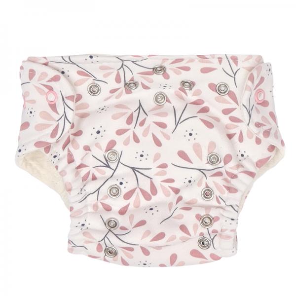 Mamatti Látková plenka EKO sada - kalhotky + 2 x plenka, vel. 3 - 8 kg, Tokio