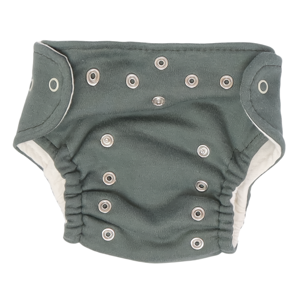 Mamatti Látková plenka EKO sada - kalhotky + 2 x plenka, vel. 3 - 8 kg, Super Boy