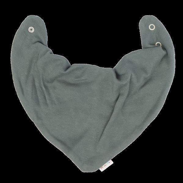 Mamatti Dětský šátek na krk Super boy, zelený