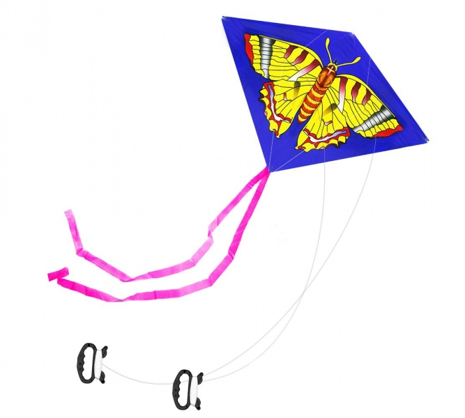 Létající drak 110 x 71 cm
