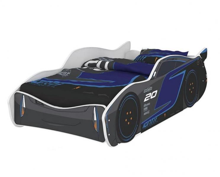 Nellys Dětská postel Super Car STORM 160 x 80 cm