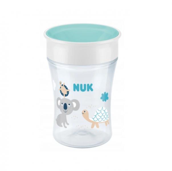 Hrneček NUK Magic Cup 230 ml - Koala mátová