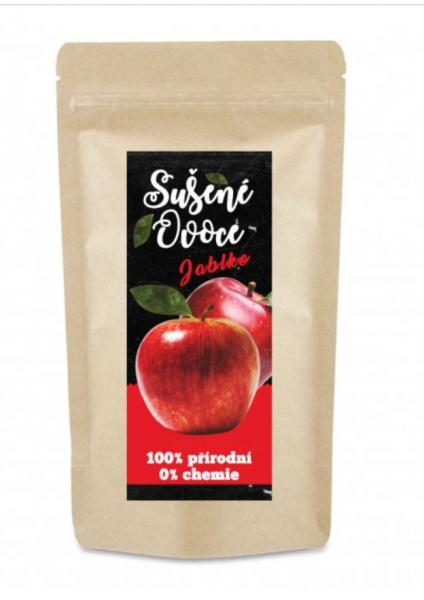 Sušené Ovoce - jablko, 50g