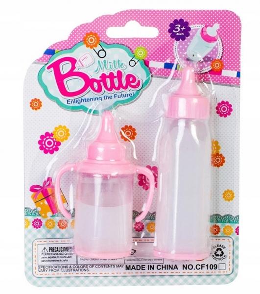 Doris Sada lahví pro panenky s kouzelným mlékem - 2 ks
