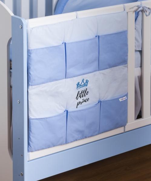 Baby Nellys Kapsář Little Prince - modrý