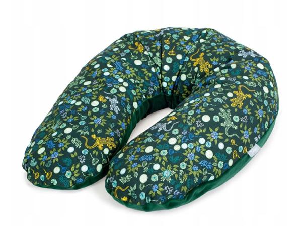 Ceba Kojící polštář - relaxační poduška Cebuška Physio Multi Ještěrka
