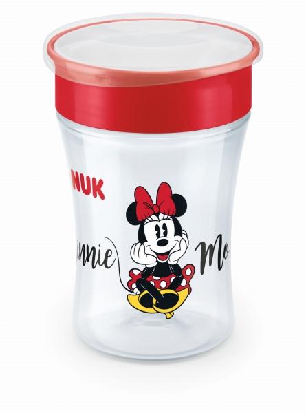 Hrneček NUK Magic Cup 230 ml - Minnie Mouse