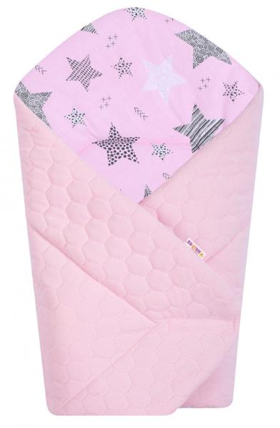 Rychlozavinovačka Velvet Starmix - růžová