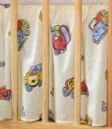 Krásný volánek pod matraci - Autíčka, Velikost: 120x60