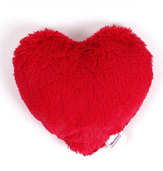 Warmies Hřejiví plyšáci - Srdce mini