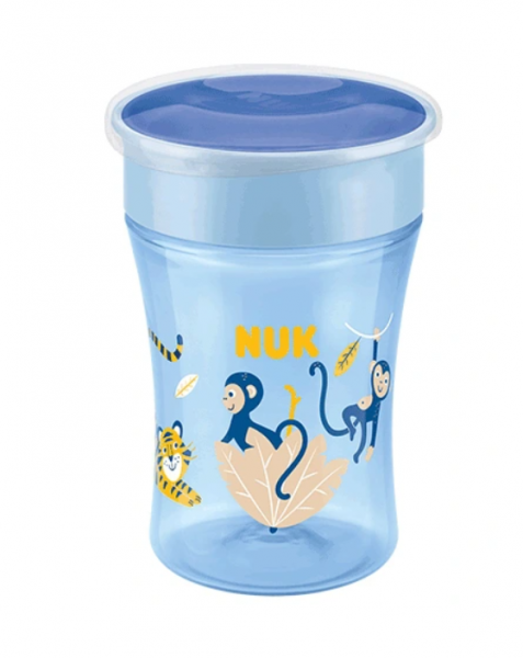 Hrneček NUK Magic Cup 230 ml - Opice