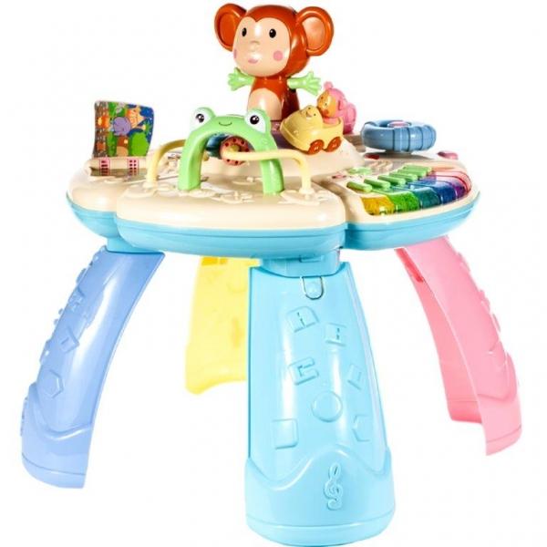 Tulimi Interaktivní, hrající stoleček, Opička