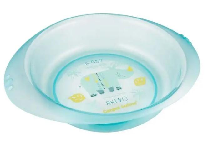 Canpol Babies Plastová miska - Rhino, modrá
