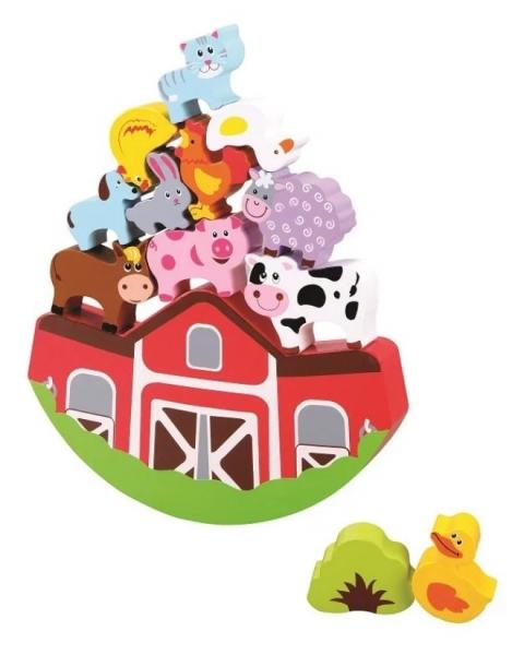 Lelin Balanční hra - Farma