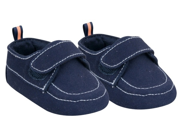 YO ! Kojenecké boty/capáčky, granátové , 6 - 12 m
