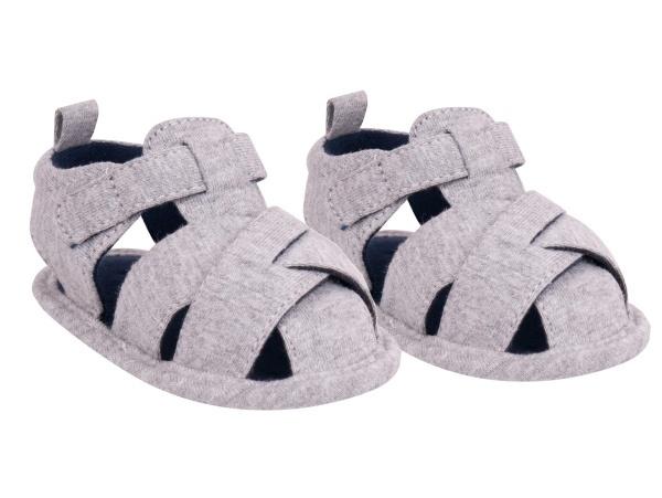 YO ! Chlapecké capáčky, sandálky, šedé, 6 - 12 m