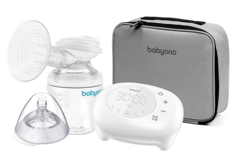 BabyOno Elektrická odsávačka Compact 5 režimů