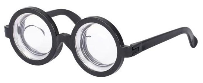 Goki Zábavné párty brýle - zvětšující se