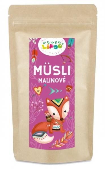 Müsli - malinové, 100g