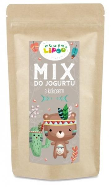 Mix do jogurtu s kokosem, 120g