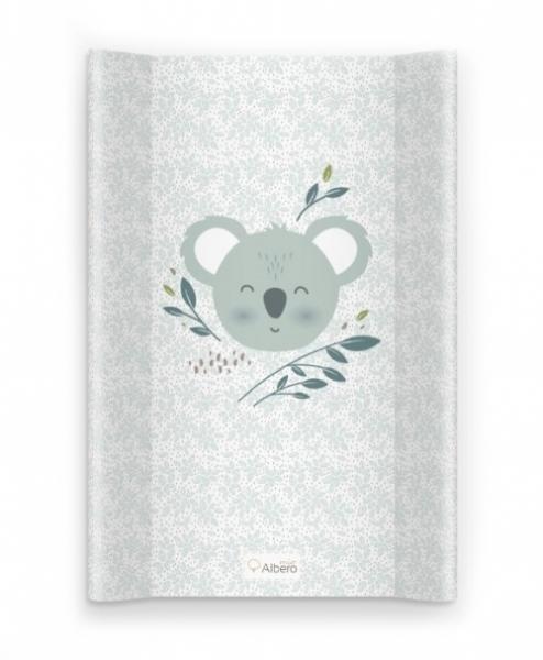 Albero Mio Přebalovací podložka - měkká Koala 47x70 cm
