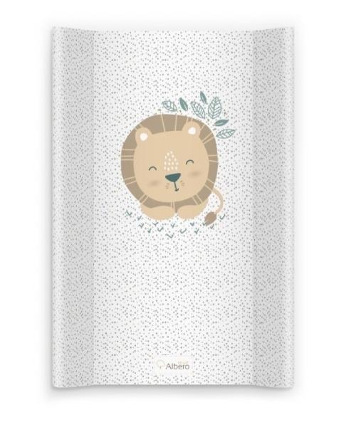 Ceba Baby Přebalovací podložka Lion - tvrdá, 50 x 70 cm