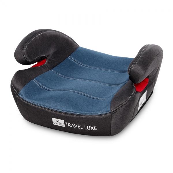 Autosedačka Lorelli TRAVEL LUXE ISOFIX ANCHORAGES 15-36 KG BLUE