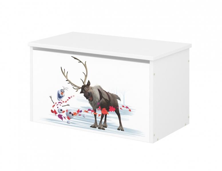 BabyBoo Box na hračky s motivem Frozen II