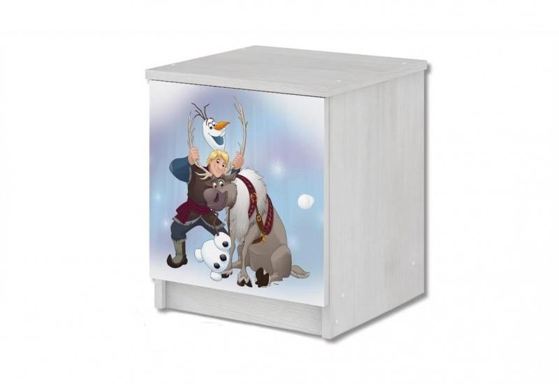 BabyBoo Noční stolek  Frozen