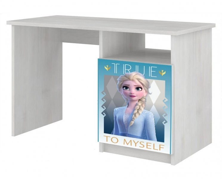BabyBoo Psací stůl Frozen II, 70x100x55 cm